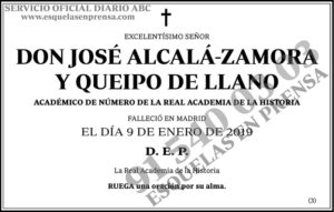 José Alcalá-Zamora y Queipo de Llano