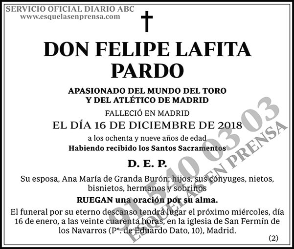 Felipe Lafita Pardo