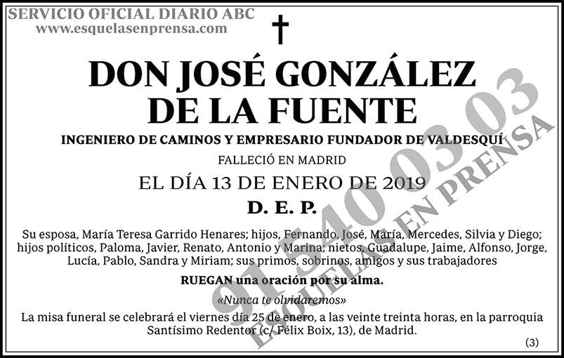 José González de la Fuente