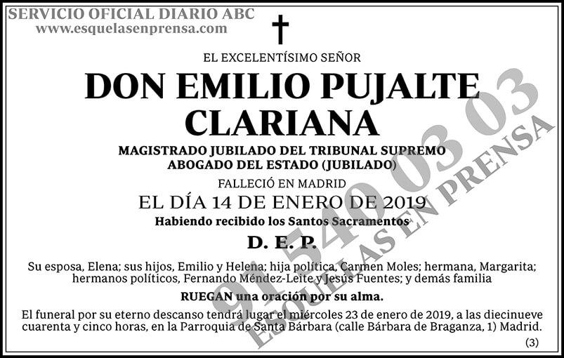 Emilio Pujalte Clariana