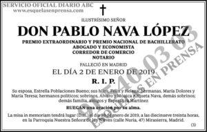 Pablo Nava López