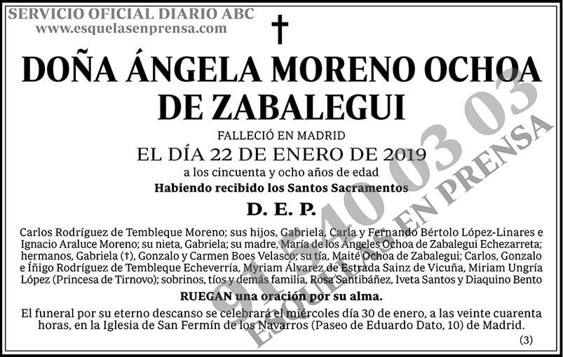 Ángela Moreno Ochoa de Zabalegui