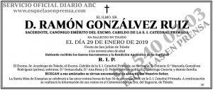 Ramón Gonzálvez Ruiz