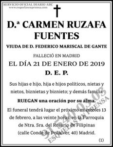 Carmen Ruzafa Fuentes