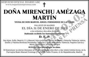 Mirenchu Amézaga Martín