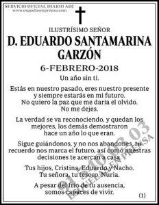 Eduardo Santamarina Garzón