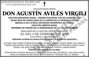 Agustín Avilés Virgili