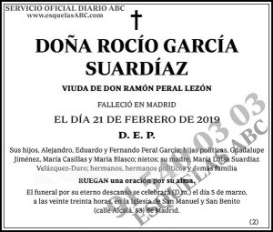 Rocío García Suardíaz