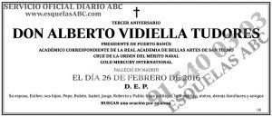 Alberto Vidiella Tudores