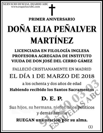 Elia Peñalver Martínez