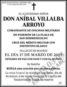Aníbal Villalba Arroyo