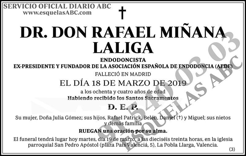 Rafael Minaña Laliga