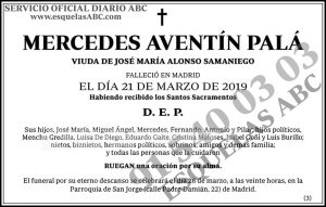 Mercedes Aventín Palá