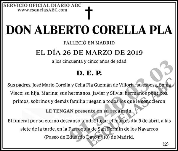 Alberto Corella Pla