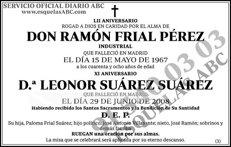 Ramón Frial Pérez