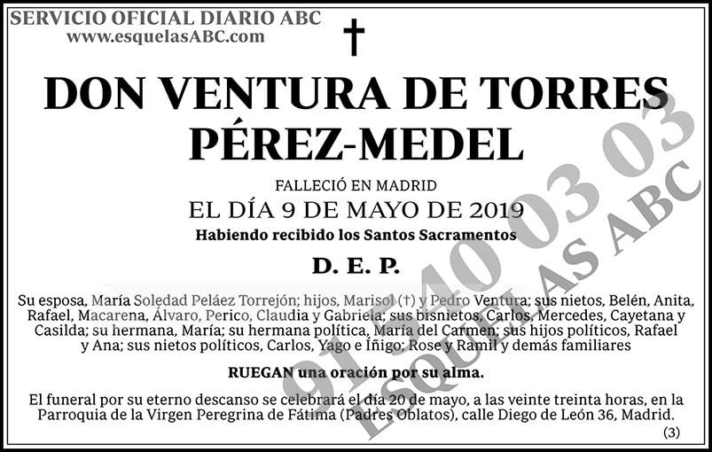 Ventura de Torres Pérez-Medel