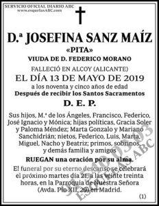 Josefina Sanz Maíz