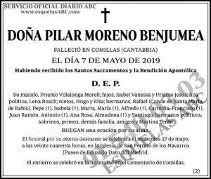 Pilar Moreno Benjumea