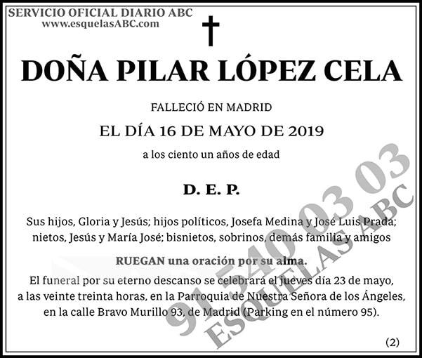 Pilar López Cela