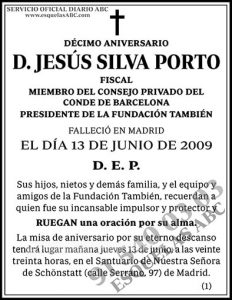 Jesús Silva Porto