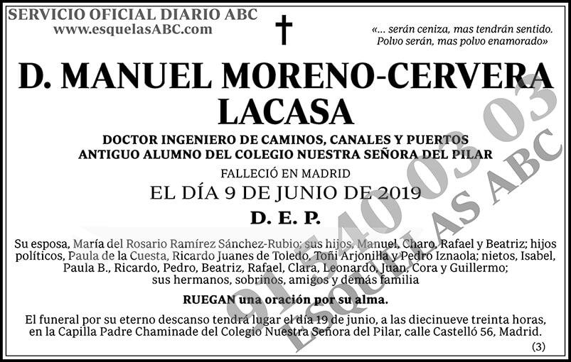 Manuel Moreno-Cervera Lacasa