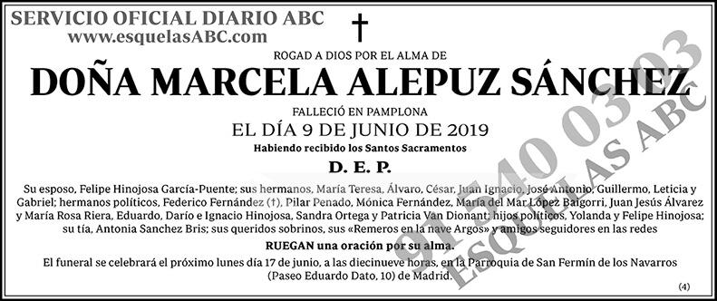 Marcela Alepuz Sánchez