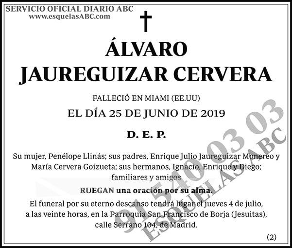 Álvaro Jaureguizar Cervera