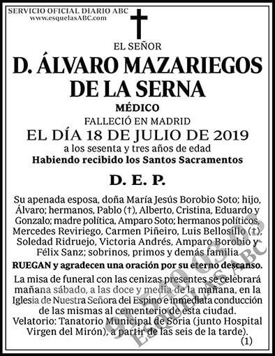 Álvaro Mazariegos de la Serna