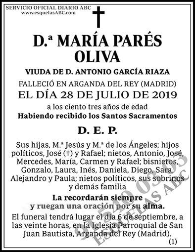 María Parés Oliva