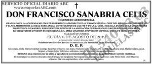 Francisco Sanabria Celis