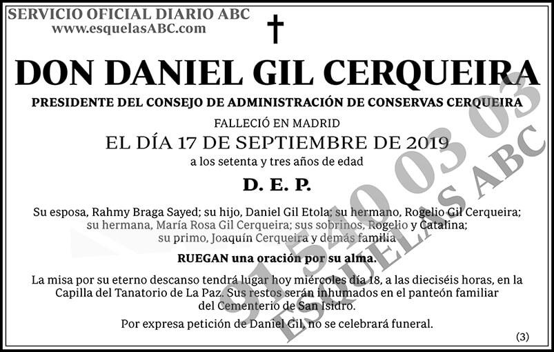 Daniel Gil Cerqueira