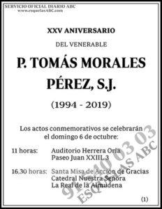 Tomás Morales Pérez