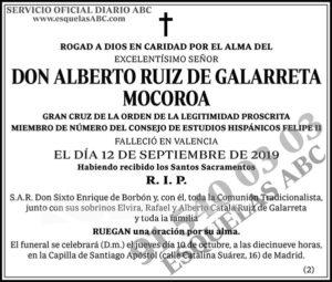Alberto Ruiz de Galarreta Mocoroa