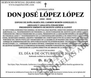 José López López