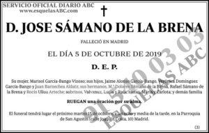 José Sámano de la Brena