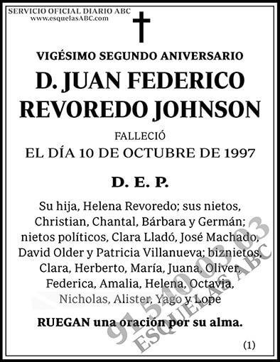Juan Federico Revoredo Johnson