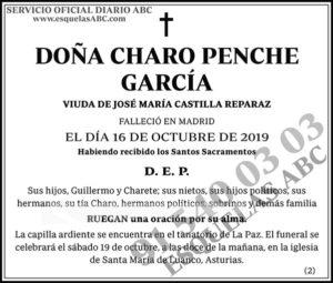 Charo Penche García