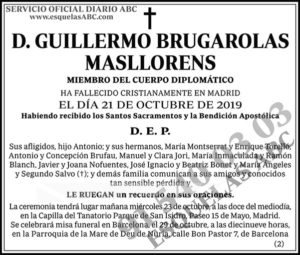 Guillermo Brugarolas Masllorens