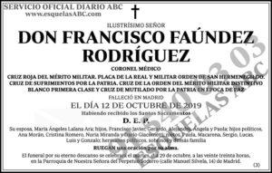 Francisco Faúndez Rodríguez