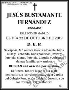 Jesús Bustamante Fernández