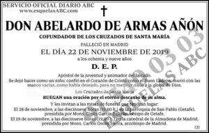Abelardo de Armas Añón