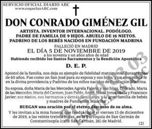 Conrado Giménez Gil