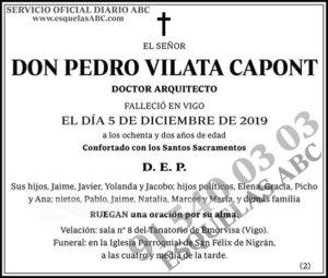 Pedro Vilata Capont
