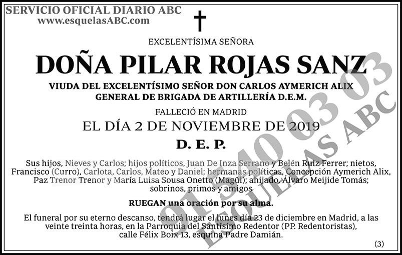 Pilar Rojas Sanz