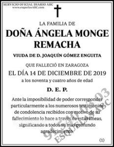 Ángela Monge Remacha