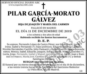 Pilar García-Morato Gálvez