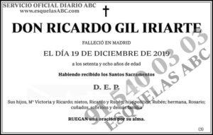 Ricardo Gil Iriarte