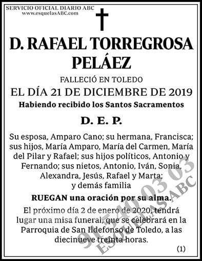 Rafael Torregrosa Peláez