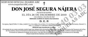 José Segura Nájera