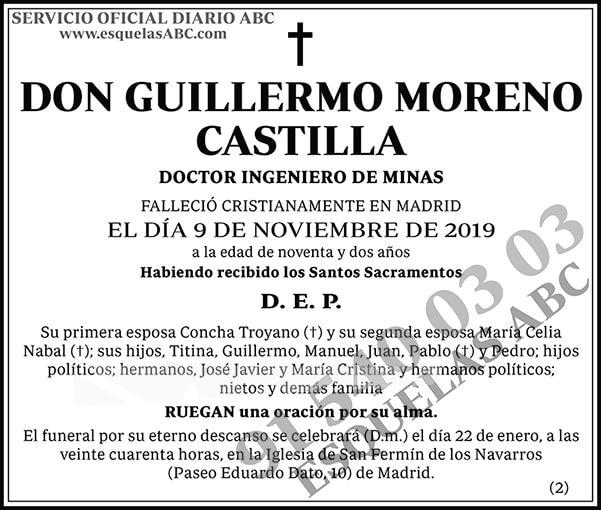 Guillermo Moreno Castilla